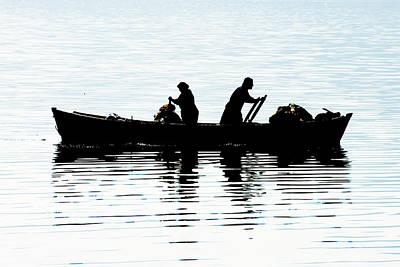 Fishing - 15 Original by Okan YILMAZ