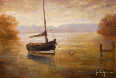 Painting - Fishing Boat by Jonathan Howe