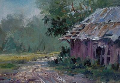 Painting - Fixer-upper by Tina Bohlman