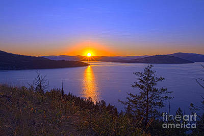 Montana Photograph - Flathead Dreams by Scotts Scapes