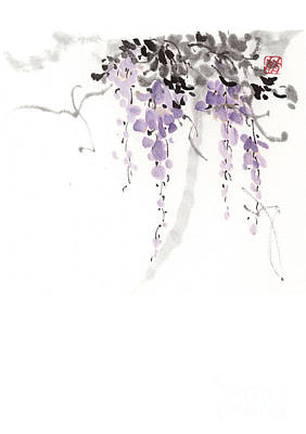 Flowers Print by Japan collection