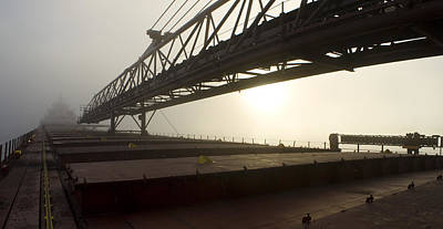 Merchant Mariners Photograph - Fog Is Awesome by Tim  Telep