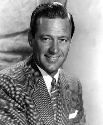 1950s Movies Photograph - Force Of Arms, William Holden, 1951 by Everett