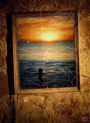 Web Of Life Digital Art - Forgotten Summer by Gun Legler