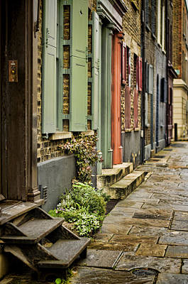 Fournier Photograph - Fournier Street by Heather Applegate