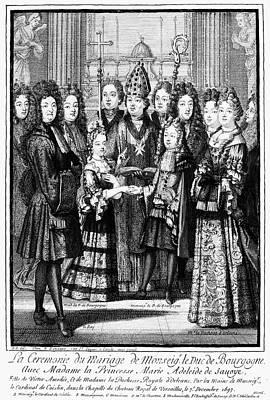 France: Royal Wedding Print by Granger