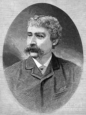 Francis Brett Harte Print by Granger