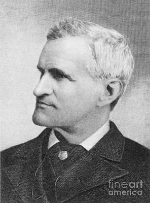 Francis Parkman (1823-1893) Print by Granger