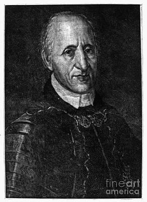Fran�ois Coulon De Villiers Print by Granger