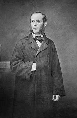 Hudson River School Photograph - Frederick E. Church 1826-1900, American by Everett