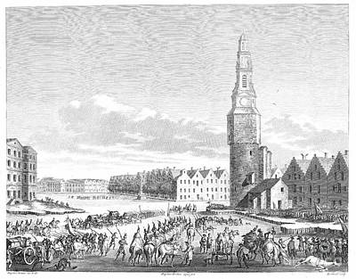 French In Holland, 1795 Print by Granger