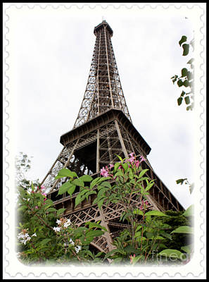 Paris Photograph - From Paris With Love by Carol Groenen