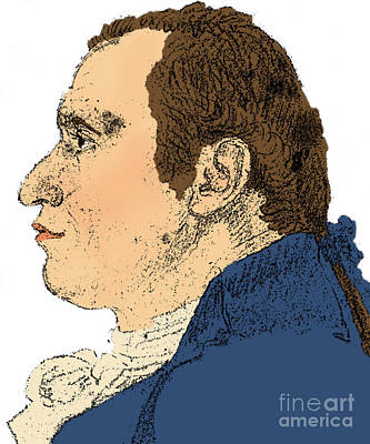 Gaspard Monge, French Mathematician Print by Science Source