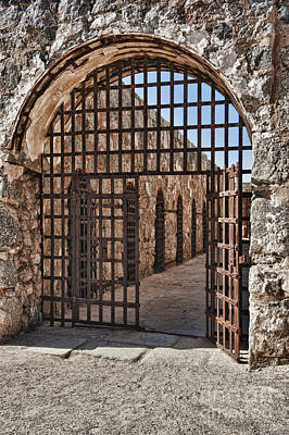 Southwest Gate Photograph - Gateway To The Unknown by Sandra Bronstein
