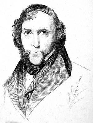 George Cruikshank (1792-1878) Print by Granger