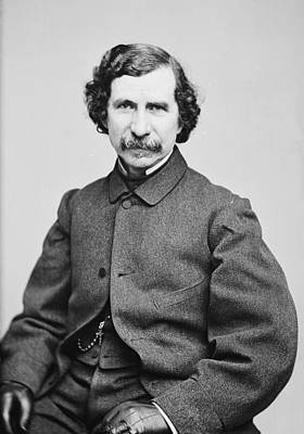 Realist Photograph - George P. A. Healy 1813-1894, American by Everett