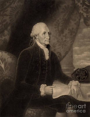 George Washington, 1st American Print by Photo Researchers