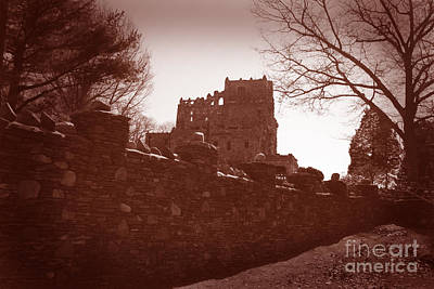 Dungeon Mixed Media - Gillette Castle.03 by John Turek
