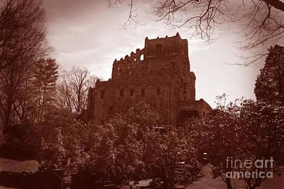 Gillette Castle.o1 Print by John Turek