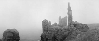 Girnigoe Castle  Original by Jan Faul