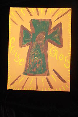 Glory Print by Deborah Minch