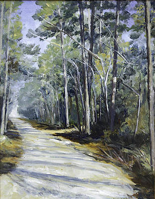 Painting - Going Home by Betty McGlamery
