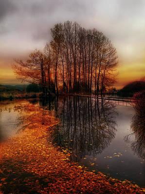 Golden Path Original by Albena Markova