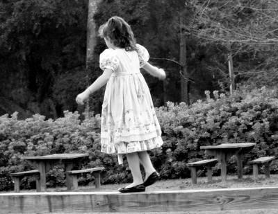 Goldilocks Photograph - Goldilocks by Karen Wiles