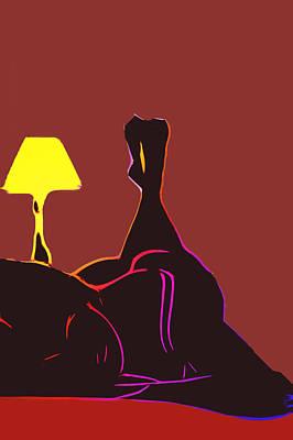 Sex Digital Art - Goodnight Sweetheart by Steve K