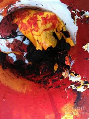Yesayah Painting - Goree In The Sun by Fania Simon