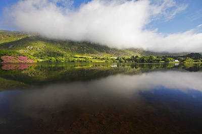 Gougane Barra Photograph - Gougane Barra Lake In West Cork County by Trish Punch