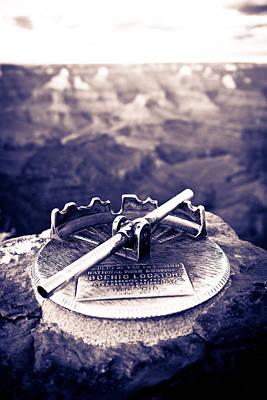 Grand Canyon - Sight Tube Print by Scott Sawyer