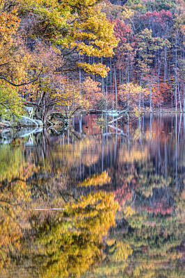 Babbling Photograph - Grand Reflections by JC Findley