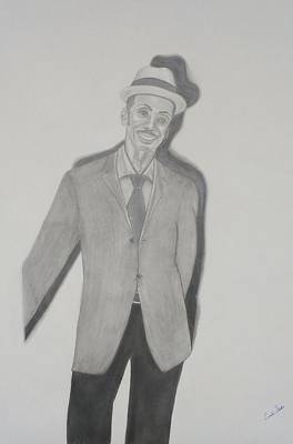 Granddaddy2 Print by Zendre Strother