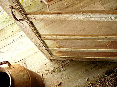 Screen Doors Photograph - Grandma's Porch by Katherine Adams