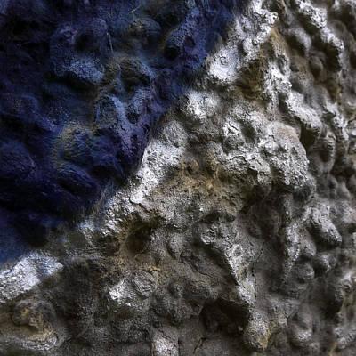 Blue Photograph - Graph 1 4 by Jl Zufiria