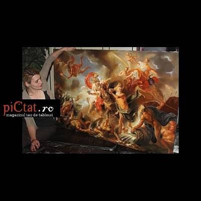 Greek Legends Www.pictat.ro Original by Preda Bianca