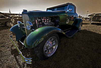 Green With Envie Print by Jim LaMorder