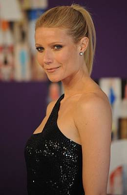 Gwyneth Paltrow At Arrivals For The Print by Everett