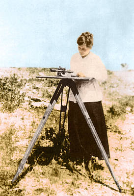 Early 1900s Photograph - H. H. Adams, American Geologist by Photo Researchers