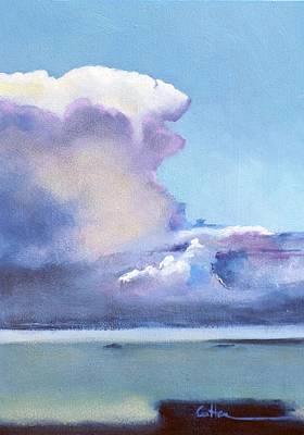 Painting - Hacia Culebra by Diane Cutter