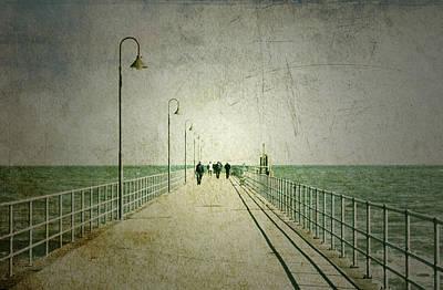 Photograph - Halcyon Days by Andrew Paranavitana