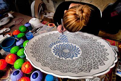 Handcraft Print by Okan YILMAZ