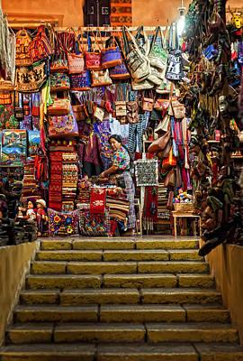 Photograph - Handcrafts Market by Francesco Nadalini