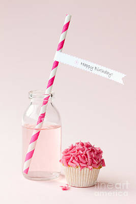 Birthday Photograph - Happy Birthday by Ruth Black