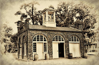 Harpers Ferry Armory Print by Bill Cannon