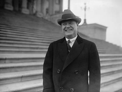 Harry F. Sinclair 1876-1956, President Print by Everett