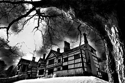 Haunted Hall Print by Matt Nuttall