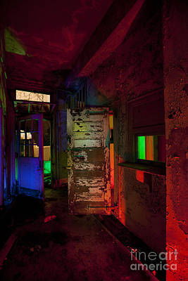 West Texas Photograph - Haunted Stamford Hotel by Keith Kapple