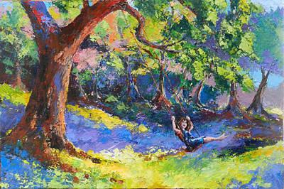 Painting - Heart's Joy by David  Maynard